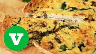 Spinach And Ham Quiche: Good Food Good Times S01e6/8