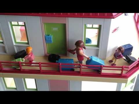 Playmobil poppenhuis inrichten   bonte kinderkamer en romantische ...