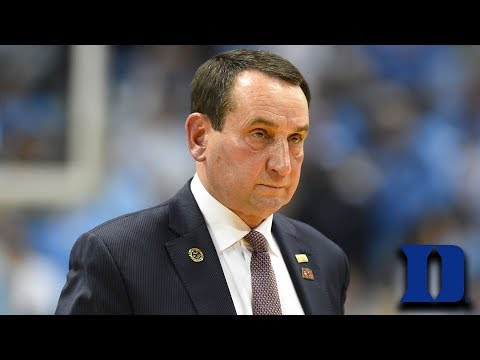 Coach K On The State Of College Basketball