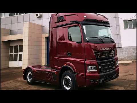 the new KAMAZ - 54907 CONTINENT  2020  /RUSSIA/