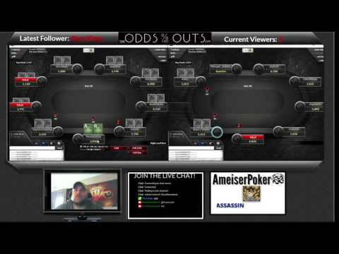 AcrStormers Freeroll With AmeiserPoker