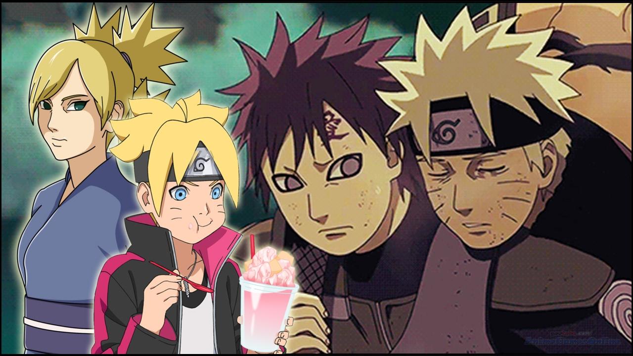 The Kazekage's Gentle Eyes! Temari's Unforgettable Story ... Naruto Road To Ninja Shikamaru