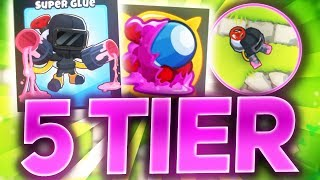 Bloons TD6 - Glue Gunner *5th tier* (SUPER GLUE)