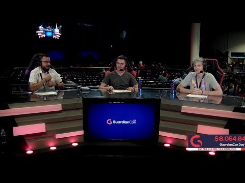 Ninja Interview GuardianCon 2018