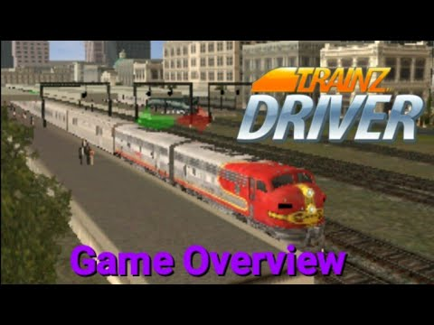Trainz Driver: Game Review
