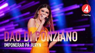 "Dao Di Ponziano – ""Tonight again"" – Guy Sebastian – Idol 2019 - Idol Sverige (TV4)"