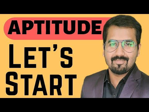 Introducing APTITUDE Course On 5 Minutes Engineering