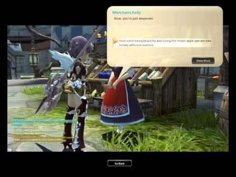 Dragon Nest: Merchant Class II Quest