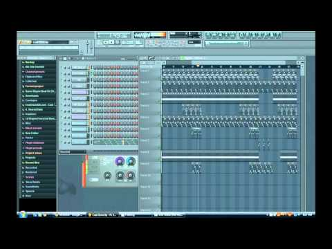 Cudi Zone Fl Studio remake