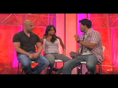 PICO INTERVIEWS VIN DIESEL AND MICHELLE RODRIGUEZ