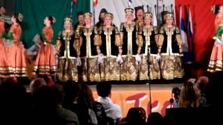Gruppo cosacco Volnaya Step - Stavropol - Russia