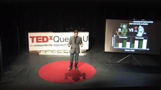 Hedonomics: the Science of Maximizing Happiness: Derek Dunfield at TEDxQueensU 2012