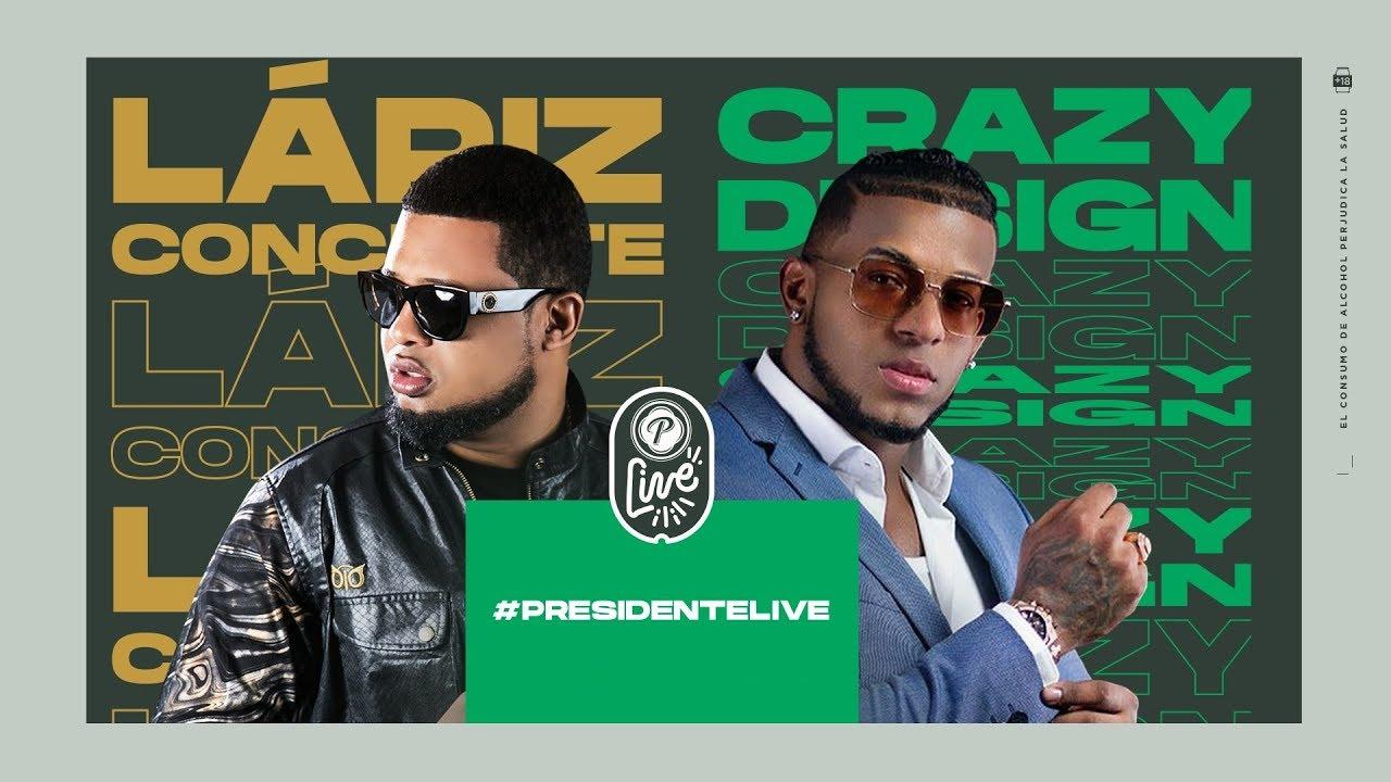 Lápiz Conciente | Crazy Design | #PresidenteLive