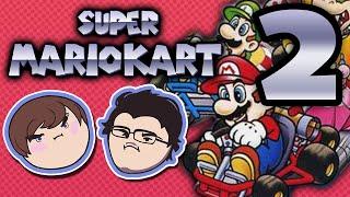 Super Mario Kart: Facing Fears - PART 2 - Grumpcade (Ft. Markiplier)