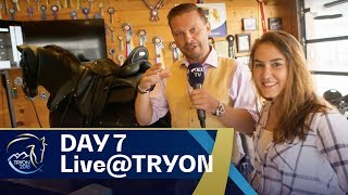Nick takes his 1st Riding lesson!   Day 7 - Your daily show w/ Ayden & Nick! thumbnail