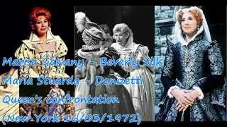 Maria Stuarda - Donizetti - Beverly Sills - Marisa Galvany
