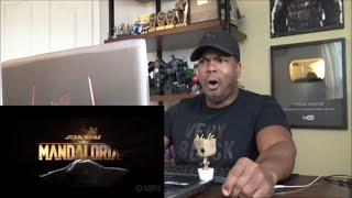 The Mandalorian Season 2 Trailer   Disney+   Reaction!