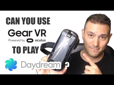 Samsung Galaxy S8: Can You Use Your Gear VR Setup To Play Daydream VR ?