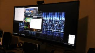 "Dell U3415W - 34"" Curved Ultrawide Monitor Unboxing & Review"