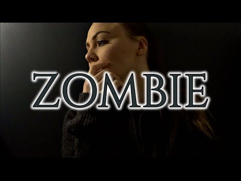 The Cranberries - Zombie ( Acoustic Cover by Lillian Rinaldo )