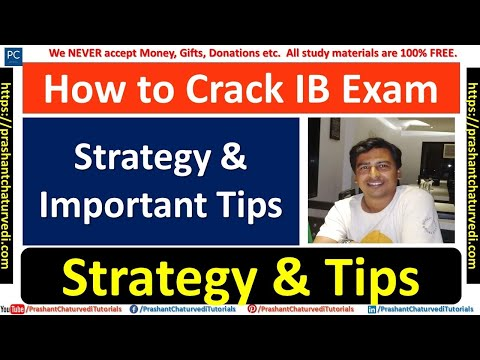 How to Crack IB Security Assistant Exam in 35 Days | Strategy & Tips |