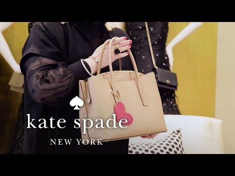 how to pack your margaux handbag | talking shop | kate spade new york