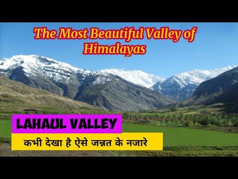 Purvaiya Leke Chali Meri Naiya   Beauty of Lahaul Spiti Valley   #Lahaul #Spiti #Kaza #Rohtang