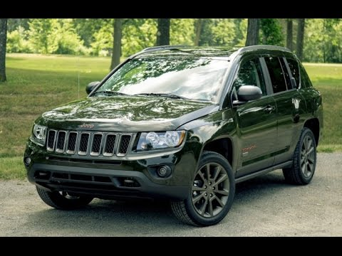 2017 jeep compass 4x4 automatic suv review youtube. Black Bedroom Furniture Sets. Home Design Ideas