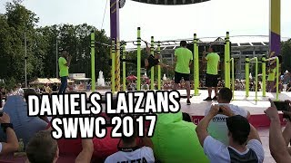 Daniels Laizans SWWC 2017 STREET WORKOUT WORLD CHAMPIOSHIP 2017