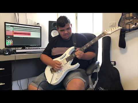 Slash – Anastasia – guitar cover