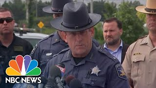 Maryland Police Detail A Shooting That Left Multiple Dead And Injured | NBC News thumbnail