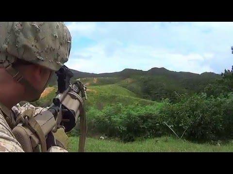 3/5 Scout Sniper plt. SSP Deployment