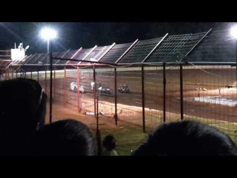 8-6-16 BAM Modifieds Heat Flomaton Speedway