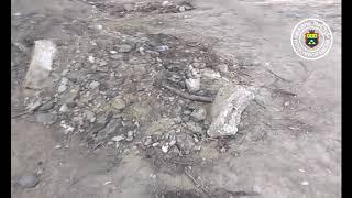 Прилеглу територію після ремонту дороги по вул. Мазепи так і не привели до ладу.