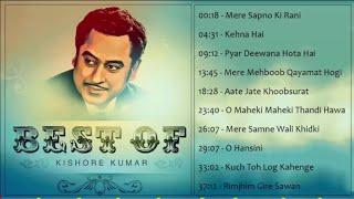 Kishore Kumar super hits songs/ 90's Evergreen Hindi Songs / Bollywood Hindi Old Songs / Jukebox