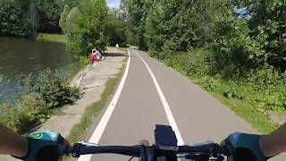 Быдло на велодорожке