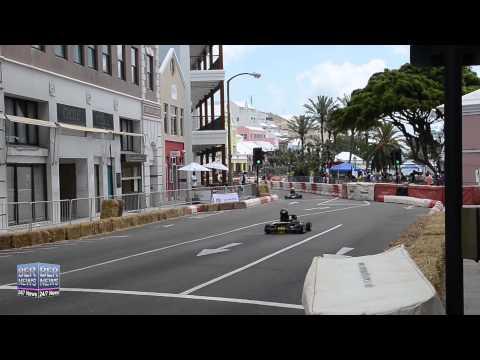Karting Grand Prix In Hamilton, May 31 2014