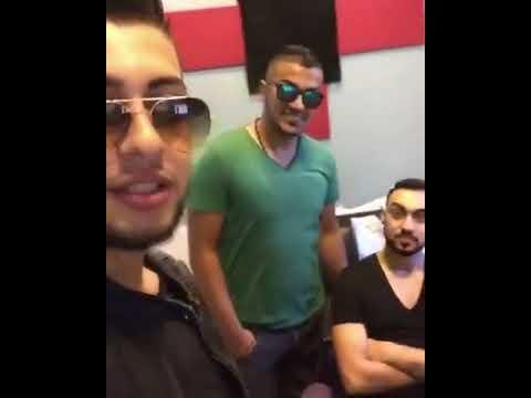 XOXO Feat Eri Qerimi Ft Murat Nazifi & Landi Roko - Studio Time