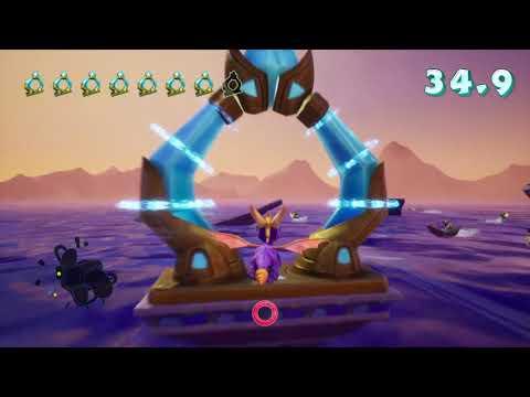 Spyro Reignited Trilogy Ocean Speedway Skill Point