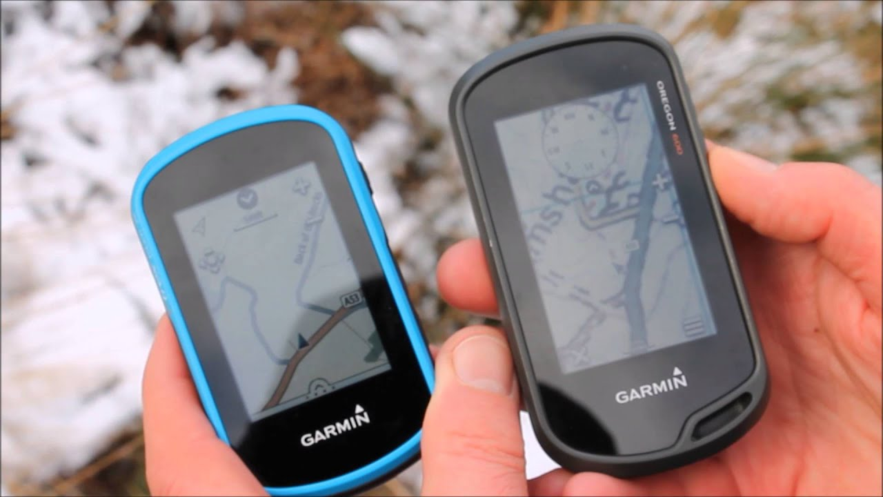 Comparing Garmin Topo Active Maps with Ordnance Survey