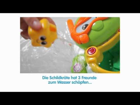 Badespaß Schildkröte Produktclip Von VTech