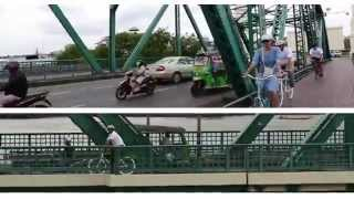 Panpuan Season 2 Ep.2 Bangkok Slow Feat.Tokyo Bike Thailand (OnAir 13 July 2014)