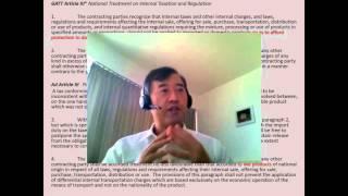 Treaty law - Interpretation of treaties 2