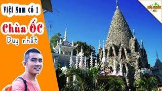 Video CHÙA ỐC DUY NHẤT VIỆT NAM (spiral pagoda) | Du Lịch Cam Ranh | Duy Jungle download MP3, 3GP, MP4, WEBM, AVI, FLV Oktober 2018