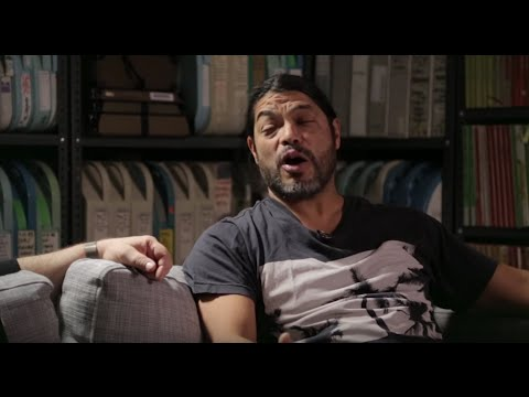 Robert Trujillo - Interview - 11/30/2015 - Paste Studios, New York, NY