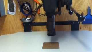 Drill Press Table Lift