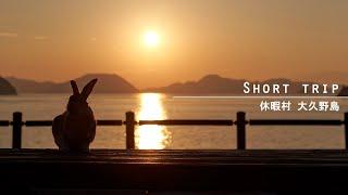 【公式】うさぎと出会う島 休暇村大久野島 ショート
