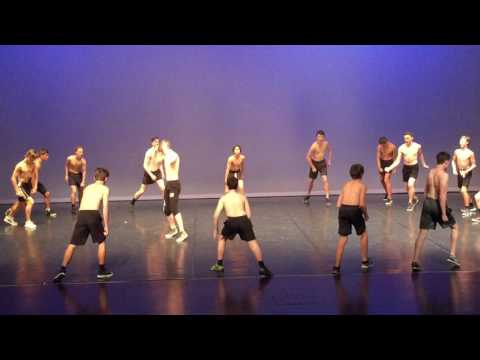 Alexander Koulos performs in the Closing Number of the Shore Boys Ballet Summer School 2017.