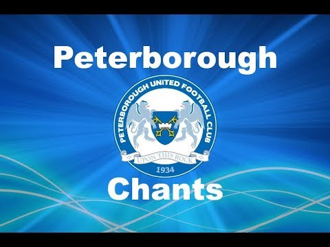 Peterborough United's Best Football Chants Video | HD W/ Lyrics