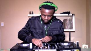 Dj Thes-Man with ur #LunchTymMix Live On BestBeatsTv